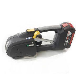 MB820 akkumulátoros kézi pántológép 16-19 mm-es PET és PP pántszalagokhoz akkumulátorral és töltővel ár
