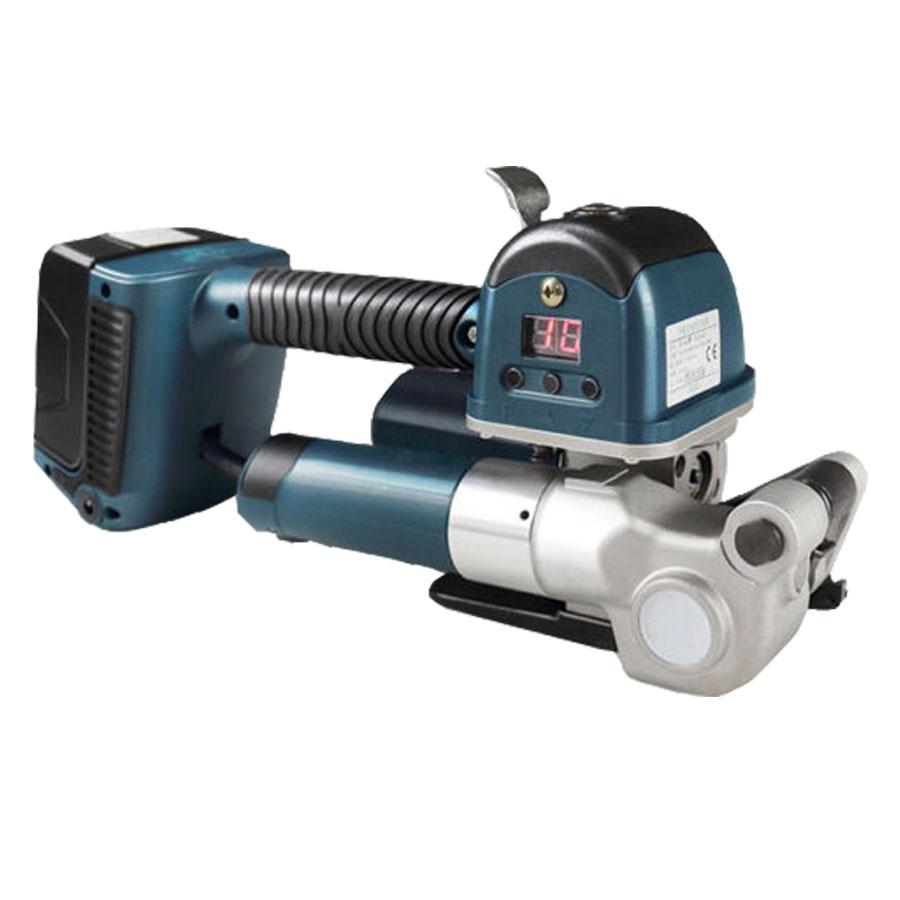 TES Plus akkumulátoros pántológép 16-19mm-es PET és PP pántszalaghoz