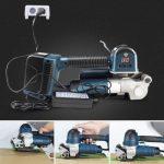 TES Plus akkumulátoros pántológép 16-19mm-es PET és PP pántszalaghoz 4