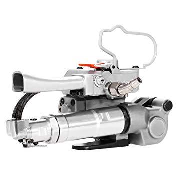 AIR19 pneumatikus pántológép 13-19 mm-es műanyag PET és PP pántszalagokhoz 2