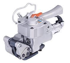 AIR19 pneumatikus pántológép 13-19 mm-es műanyag PET és PP pántszalagokhoz 4