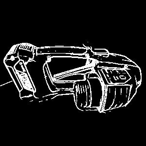 Akkumulátoros Pántológép