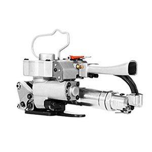 AIR19 pneumatikus pántológép 13-19 mm-es műanyag PET és PP pántszalagokhoz