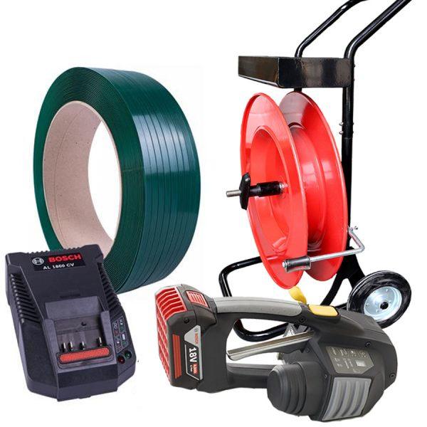 batterystrapping.com-akkumulatoros-pantolokeszlet-MB620-12-16mm-PET-PP-pantszalag-adagolo