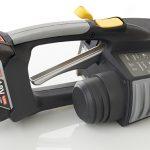Messersi MB620 akkumulátoros kézi pántológép 12-16 mm-es PET és PP pántszalagokhoz akkumulátorral és töltővel 2