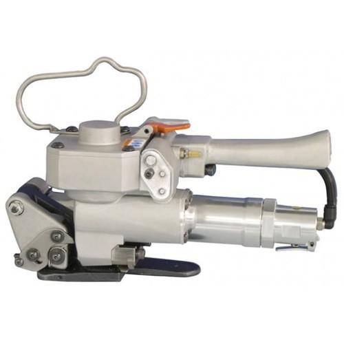AIR19 pneumatikus pántológép 13-19 mm-es műanyag PET és PP pántszalagokhoz 3