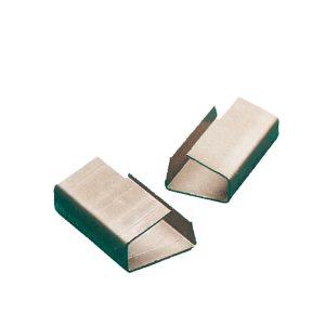 Pánthüvelyek, pántkapcsok 13 mm-es vagy 16 mm-es műanyag PP pántoláshoz ár